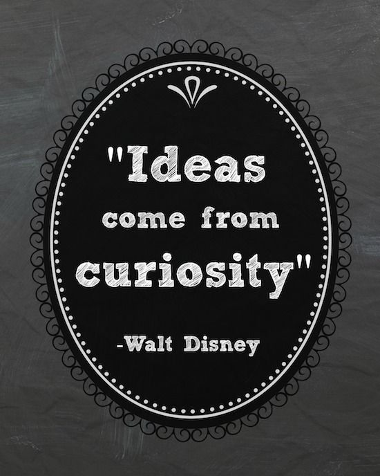 Today I wanted to share a printable I created using a favorite quote from Walt Disney. Have you ever felt like your creativity is stifled? I know I have, and I actually went through one of those periods recently. Sometimes all the work and the on demand creativity required just gets overwhelming. It's almost as...Read More »