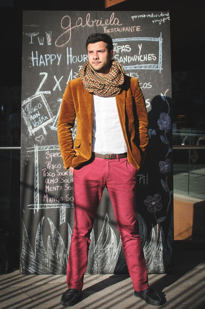 #Me #Zara #Chile #man #style #H&M #Volcom
