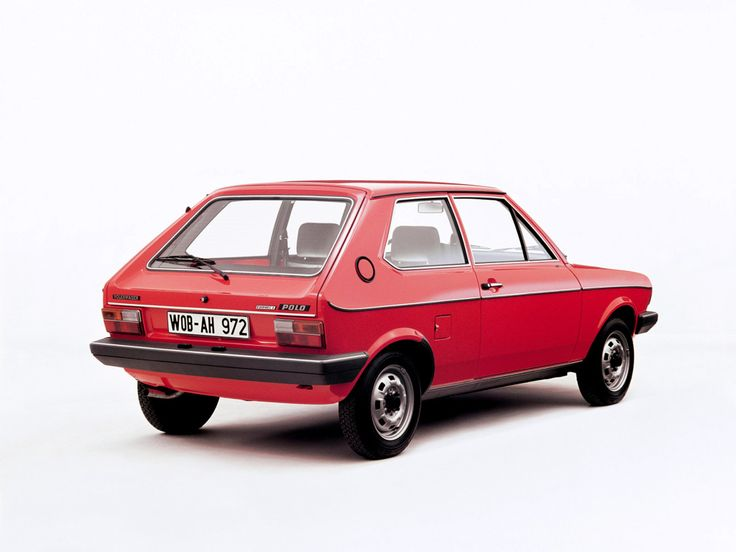 Volkswagen Polo Worldwide (Typ 86) '1975–79