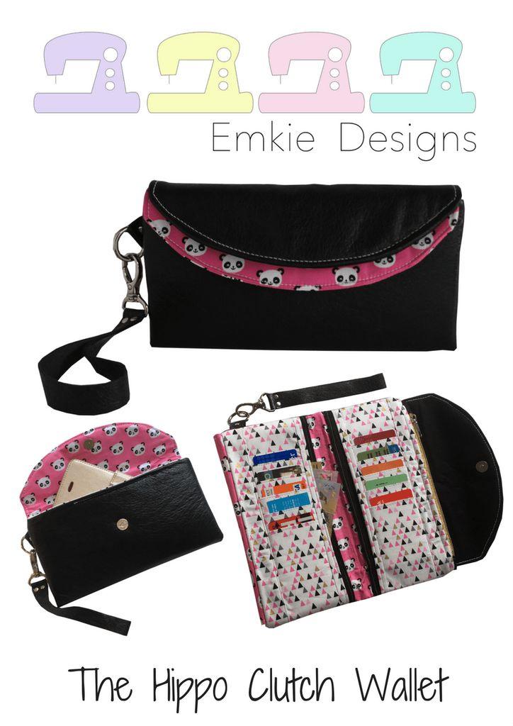 380 besten Sewing: Bags Pouches & Purses Bilder auf Pinterest ...