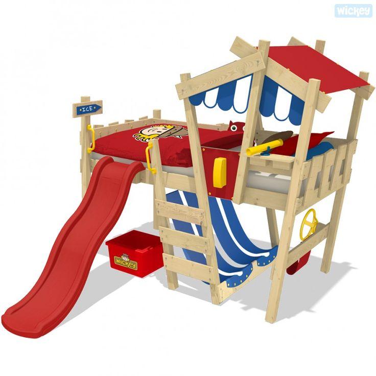 die besten 25 rutsche kinderzimmer ideen auf pinterest spielzimmer rutsche hochbett kind mit. Black Bedroom Furniture Sets. Home Design Ideas