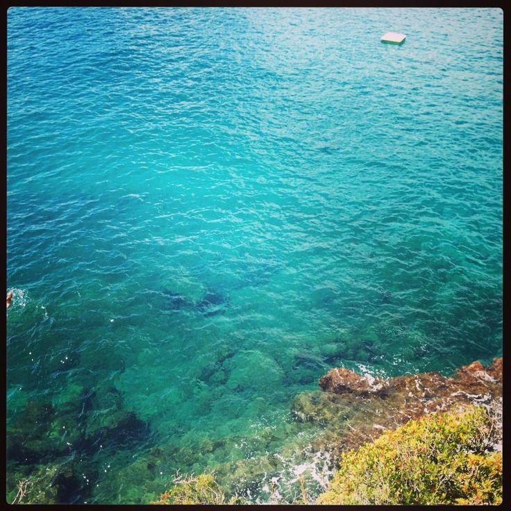 #LaMiaSpiaggia: Bergeggi Lido delle sirene #Italia un nome un programma @simo9