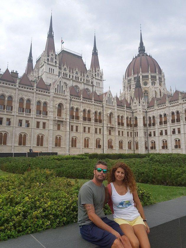 Parlamento De Budapest Anabmon Budapest Viaje A La Ciudad Aguas Termales