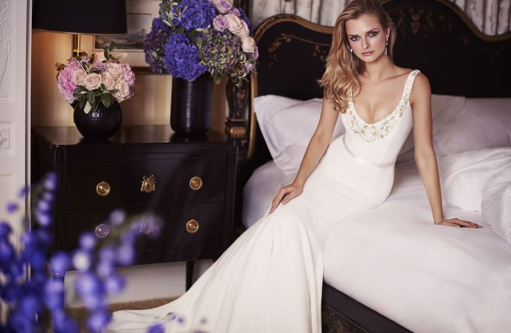 Caroline Castigliano Baboushka Wedding Gown. Find your dream wedding gown in our Knightsbridge flagship store.
