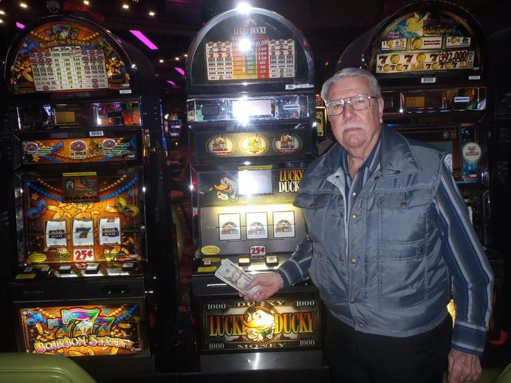 Donald is a LuckyDucky after a $2,500 win @WNCasino