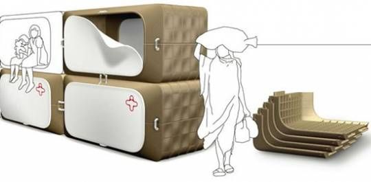 cocoon disaster relief shelter 3 5784
