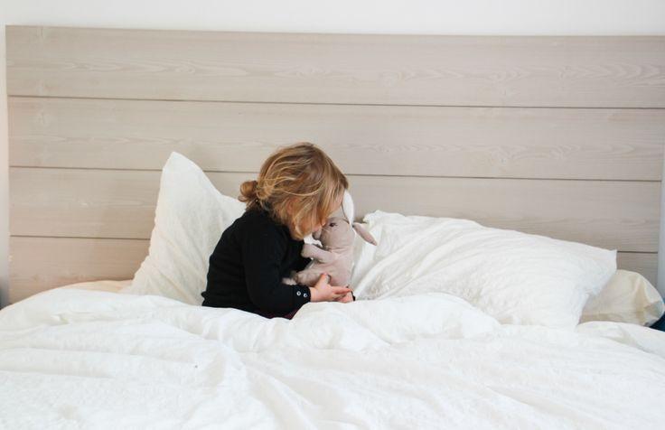 Les 7 meilleures imagesà propos de T u00eate de lit sur Pinterest Lundis, Belle et Portes # Planche De Bois Mr Bricolage