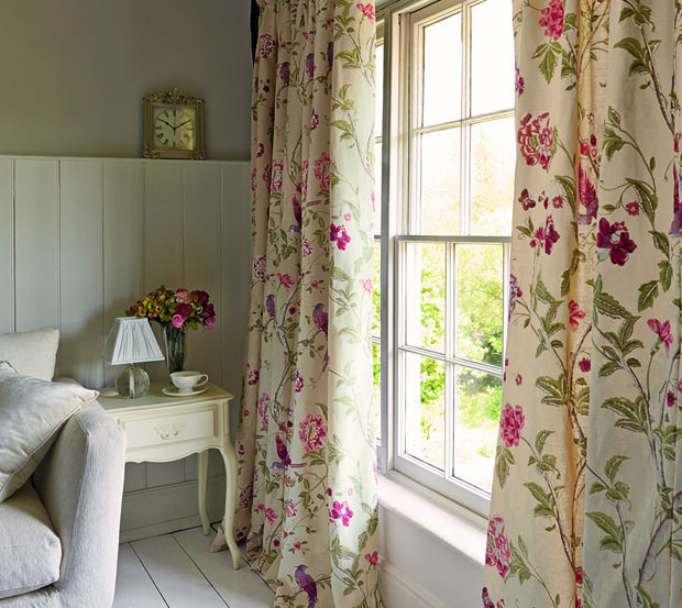 17 Best images about Curtains and Drapes on Pinterest   Lace ...