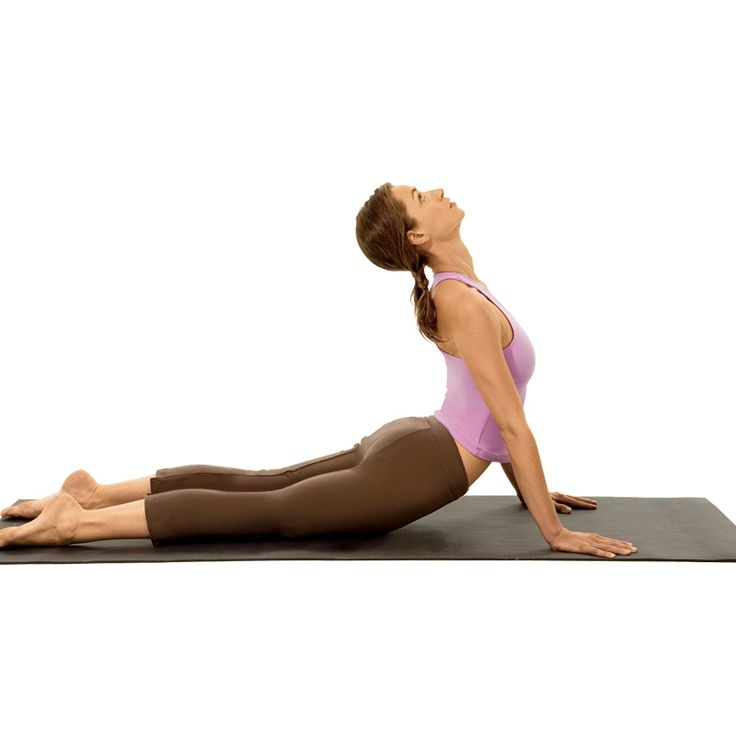 Lose belly fat with these fat burning yoga exercises...it's worth a try since it's so low intensity!