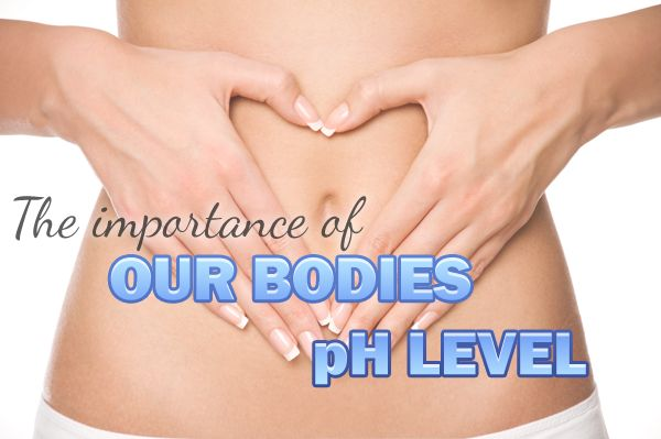 Learn the importance of our bodies pH level, where I outline the disadvantage of being #acidic  and how to become more #alkaline.