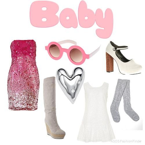 My Halloween Costume this year...well something like this...Baby spice | Women's Outfit | ASOS Fashion Finder