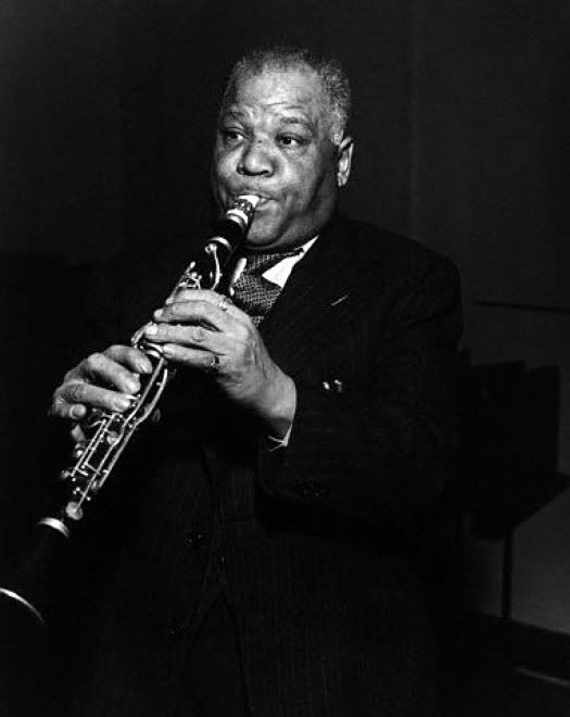 Sidney Bechet is considered among the 4 most influential jazz musicians during the music's first 50 years (Along with Buddy Bolden, Armstrong and Jelly Roll Morton).