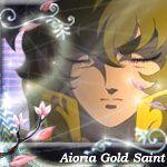 Un avatar que he creado inspirada en mi adorado Aioria, el Santo Dorado de Leo.