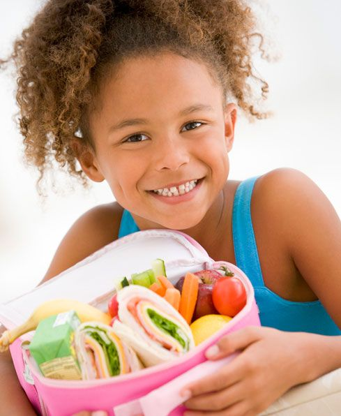 Add Fibre to your Kids' Lunchboxes
