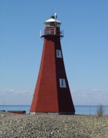 Malören #Fyr - #Lighthouse - Kalix, #Sweden    http://dennisharper.lnf.com/