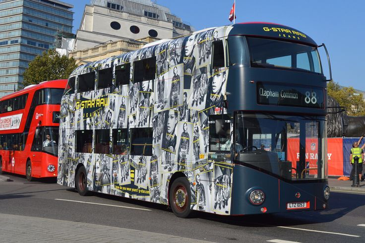 LT 53 (LTZ 1053) Go-Ahead London New Routemaster