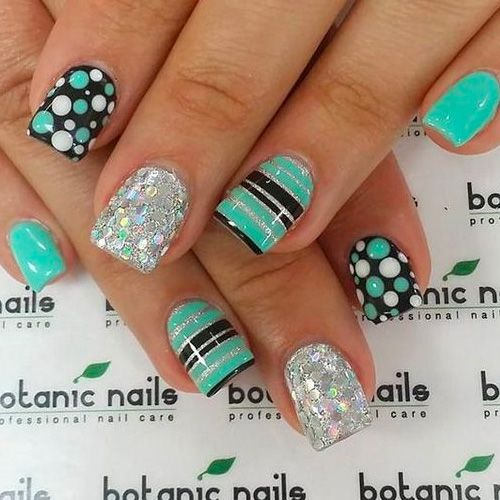 Best Spring Nails - 44 Best Spring Nail Designs for 2018 - Nail Favorites
