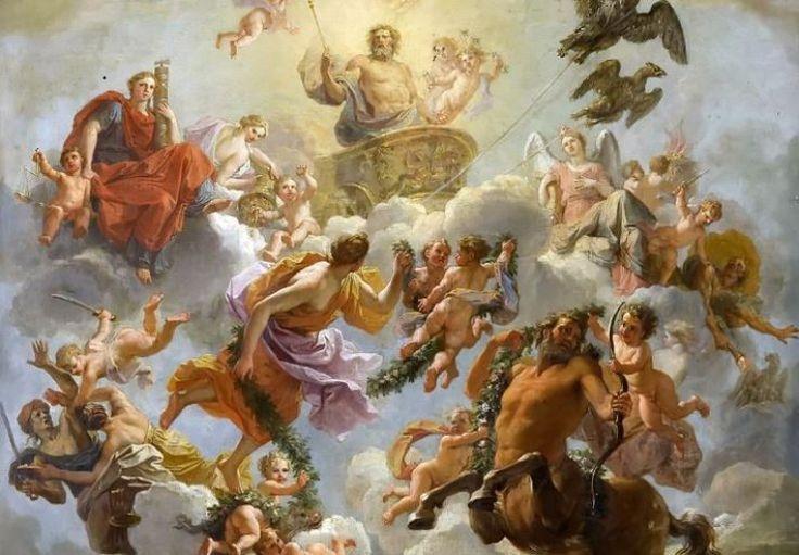 Yunan Mitolojisindeki Tanrılar, Tanrıçalar ve Özellikleri   Tarihi Olaylar