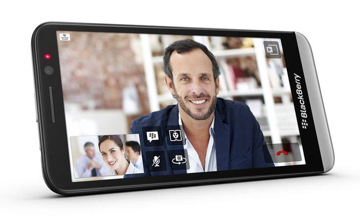 BlackBerry Z30 smartphone unveiled - Telegraph