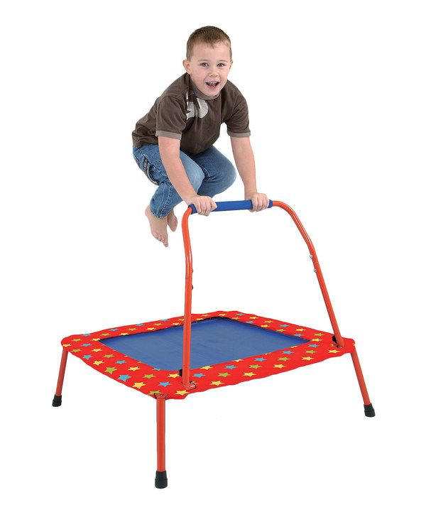 Look at this Galt Toys Folding Trampoline on #zulily today!