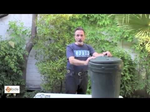 ▶ ¿Cómo hacer compost y una compostera casera? - Ekobide Energías Renovables - Chile - YouTube