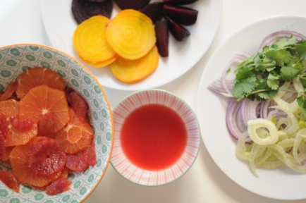 blood orange, beet, and fennel salad. | yummy in my tummy | Pinterest
