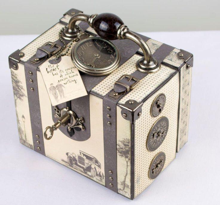 Más de 1000 ideas sobre Artesanías De Caja De Cigarros en Pinterest