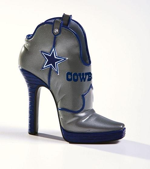 Dallas Cowboys Womens High Heel Shoes