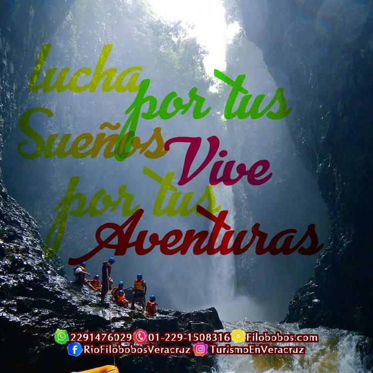 #lucha por tus #sueños, #vive por tus #aventuras  #Filobobos #Veracruz http://www.filobobos.com