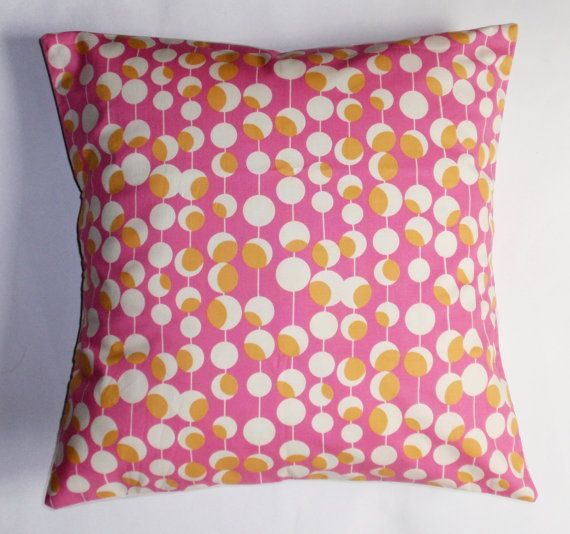 Throw Pillow Cover  16X16 Amy Butler's Martini by PersnicketyHome