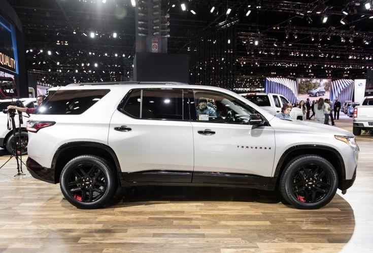 2019 Chevrolet Traverse Redline Edition Auto Show # ...
