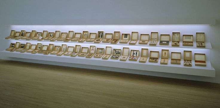 Susan Hiller 'From the Freud Museum' 1992/6