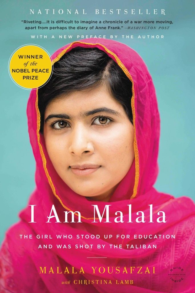 He Named Me Malala Review & Giveaway