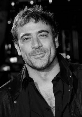 Jeffrey Dean Morgan (born April 22, 1966) is an American actor, best known to television and movie audiences as Denny Duquette in the 2005 medical drama Grey's Anatomy, patriarch John Winchester on Supernatural, and as The Comedian in the 2009 superhero film Watchmen. He currently stars as Ike Evans in Magic City.