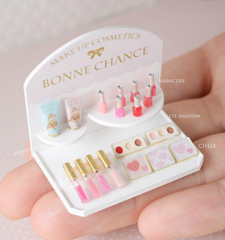2017.10 Miniature Manicure Set ♡ ♡ By Bonne Chance