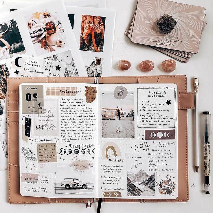 эстетичное оформление конспекта | Личные планировщики, Планировщики, Фотоподарки