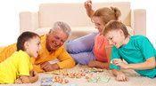 GrandkidsFamily & RelationshipsFood & LeisureHealth & WellbeingMoney & Work