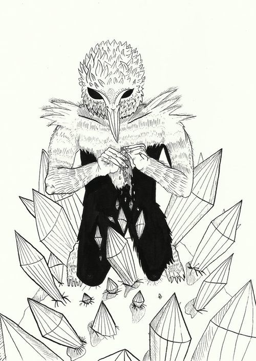 illustration by BARBORA IDESOVA, illustrator represented by OWL Illustartion agency www.owlillustration.com