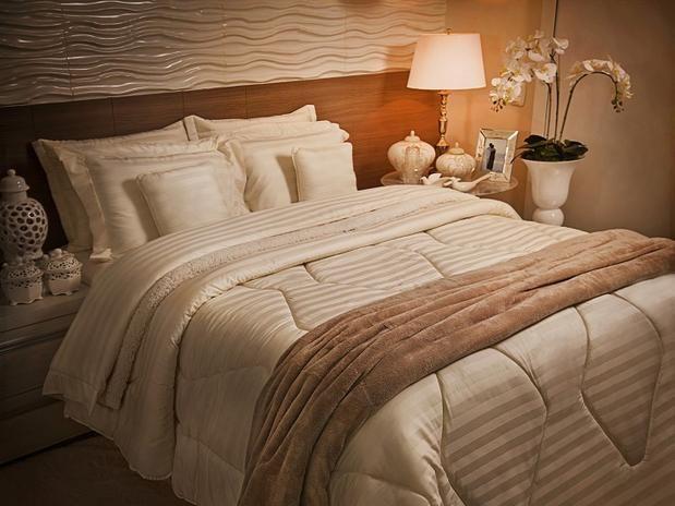 Inspire-se em 20 roupas de cama para decorar o quarto - Terra Brasil