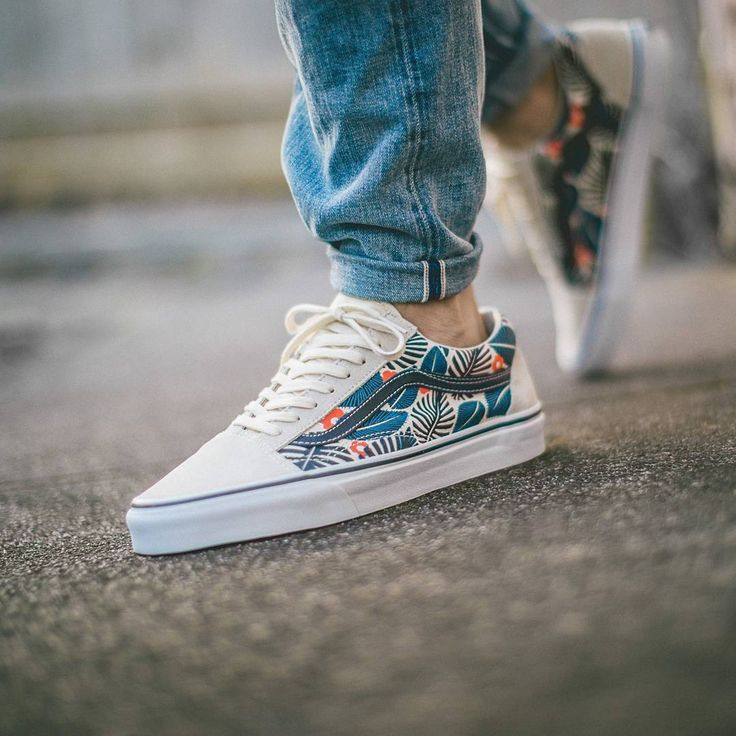 Vans Old Skool Tropic Havana - 2017 (by _timmysmalls)  On sale at Vans.com.au