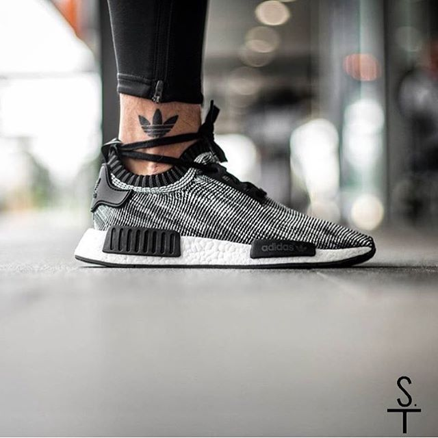 adidas nmd runner celebrita 'stile pinterest