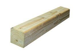 Sutherland Lumber 4X4 10 4x4 10 Ft #2 Treated S4s Lumber