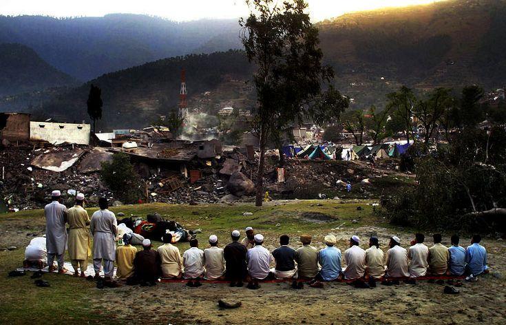 : Kashmir Earthquake. Andrea Bruce