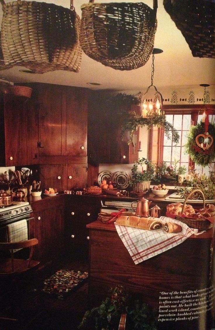 421 best primitive kitchens images on pinterest primitive decor