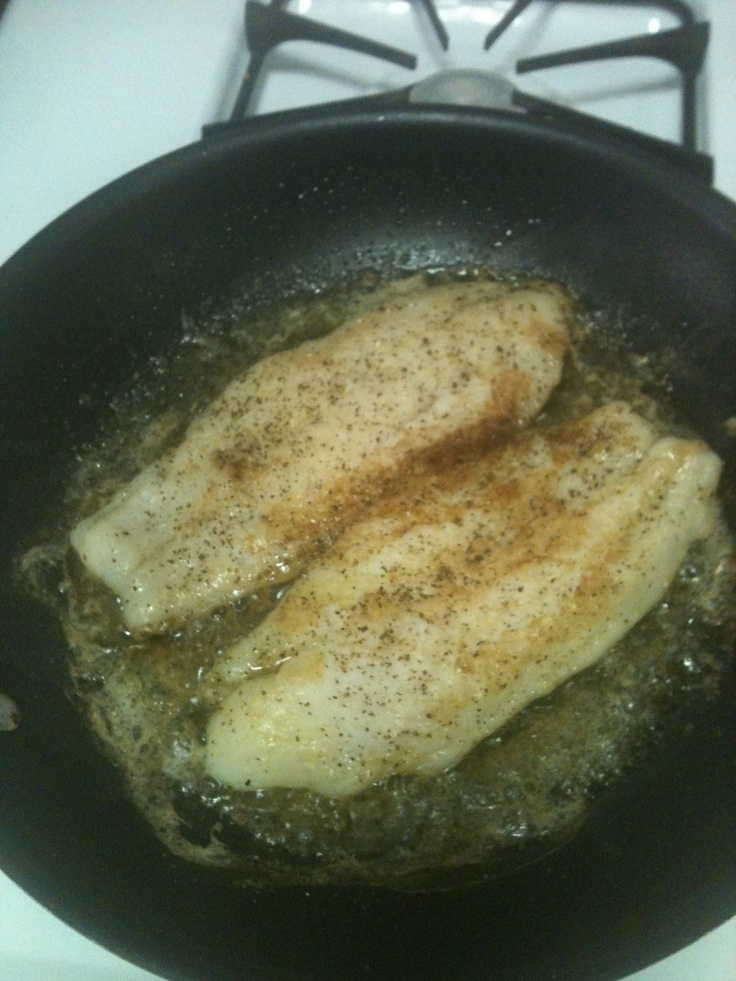 10 best foods i have made images on pinterest biscuit for Swai fish recipes food network