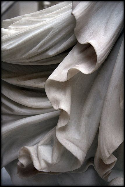 Marble Folds - this fascinates me to no end, i want to touch...