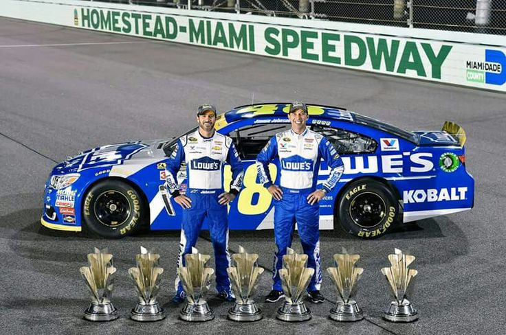 Jimmie Johnson & Chad Knaus
