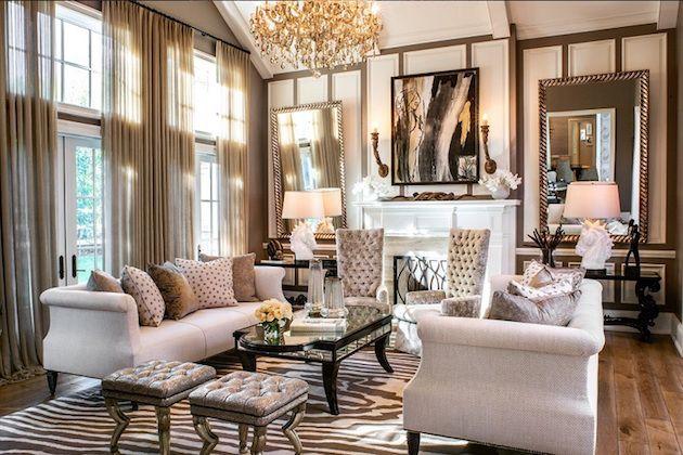 Interior Design by Jeff Andrews