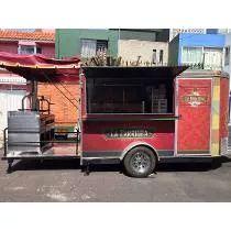Food Truck ( Remolque) Comida Argentina