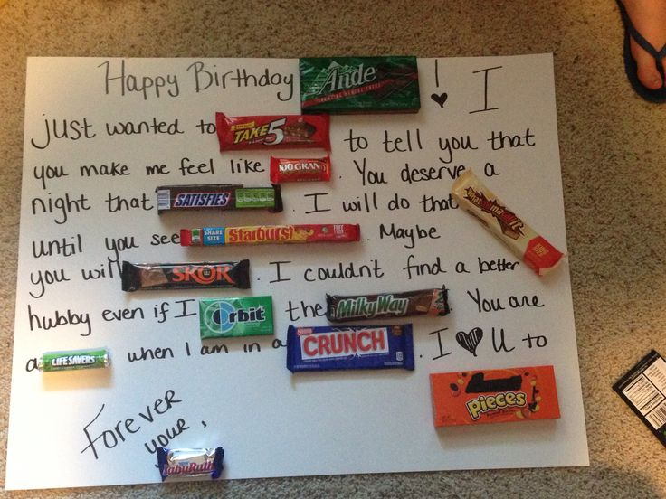 Candy Grams Ideas For Work